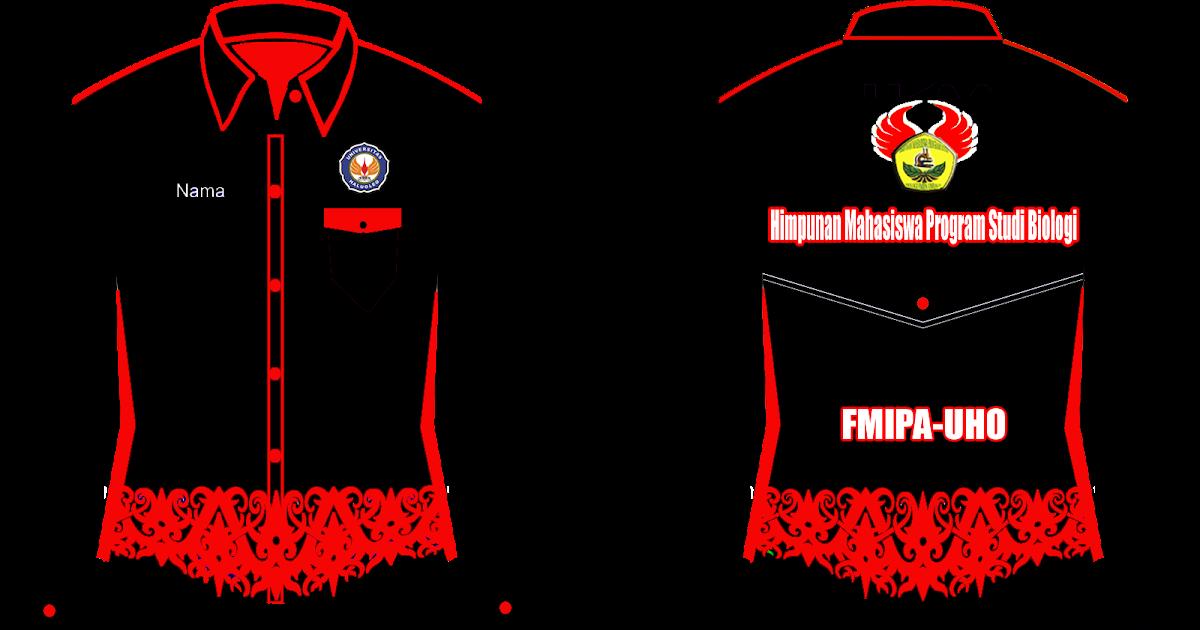 Sains with Fun: Contoh Desain Baju PDH Biologi FMIPA UHO 2013
