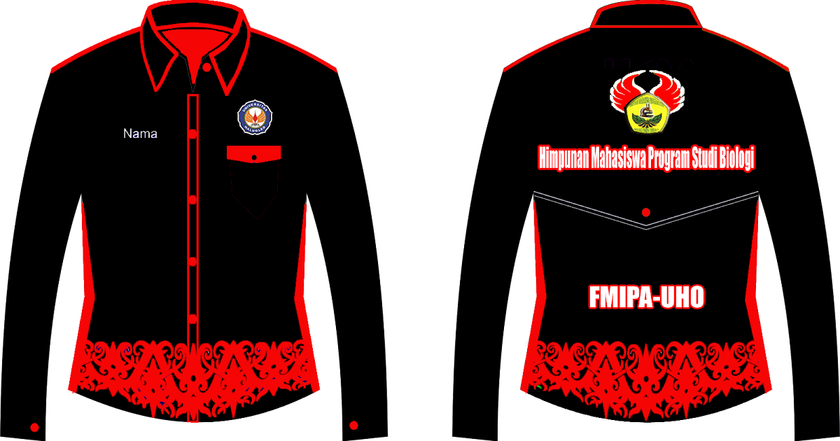 Sains With Fun Contoh Desain Baju Pdh Biologi Fmipa Uho 2013