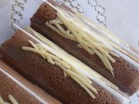 Cara Membuat Kue Dadar Gulung Coklat Isi Pisang Enak