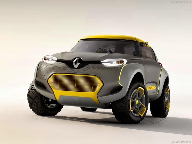 2014 Renault Kwid Concept