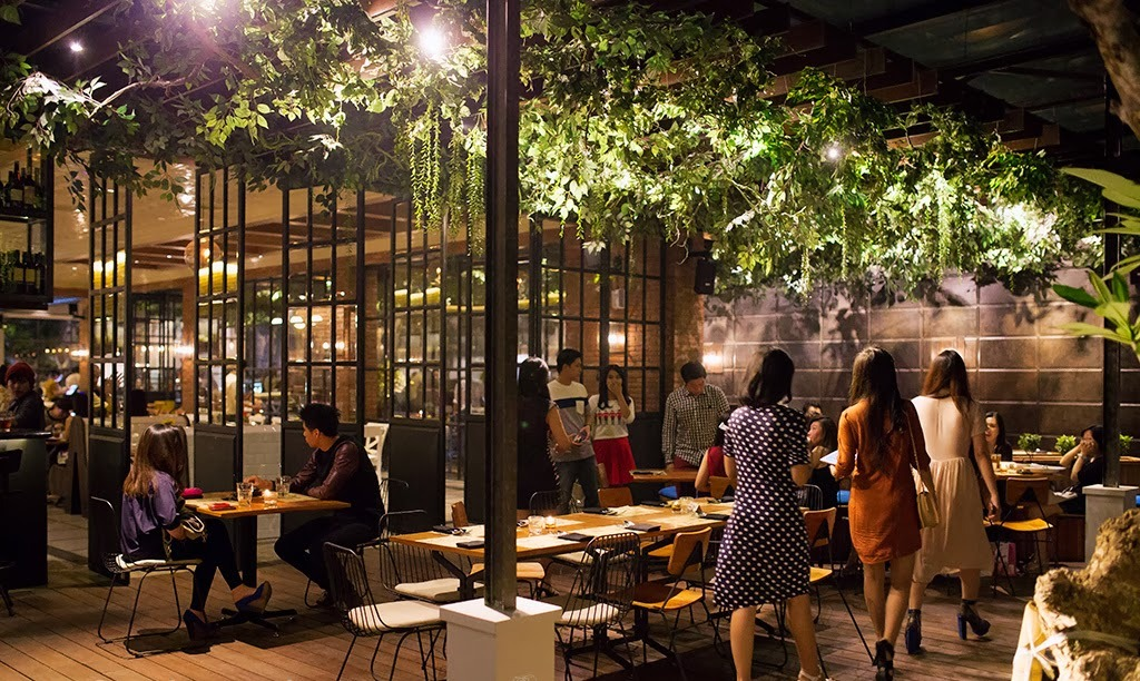 Sky Garden Cafe Jakarta Menu
