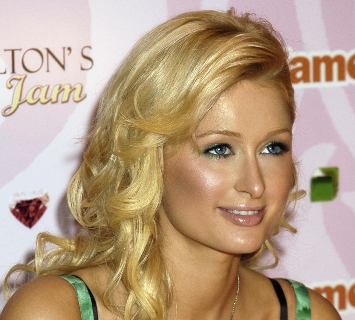 Paris Hilton Page