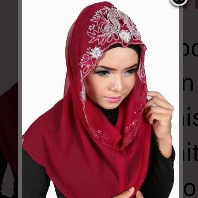 Hijab voile pas cher