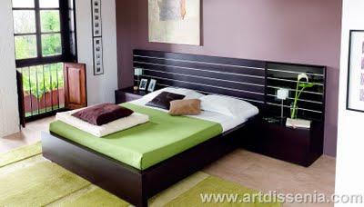 C mo decorar un dormitorio matrimonial cocinas modernas for Modelos de dormitorios matrimoniales