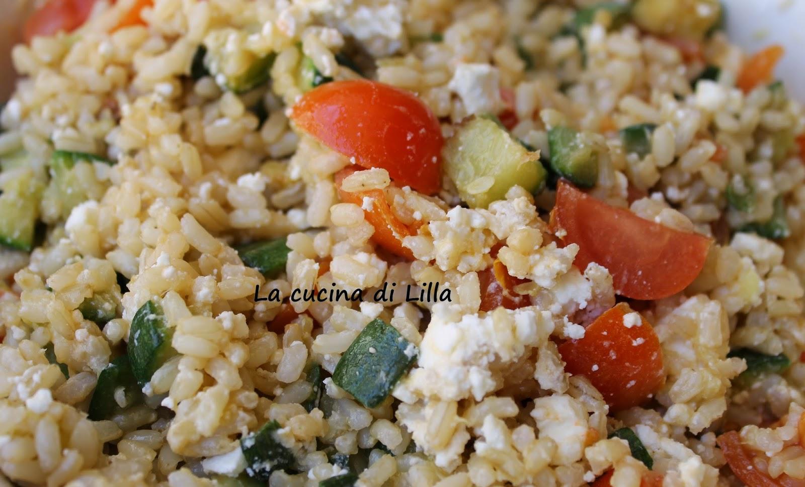 La cucina di Lilla (adessosimangia.blogspot.it): Riso e risotti ...