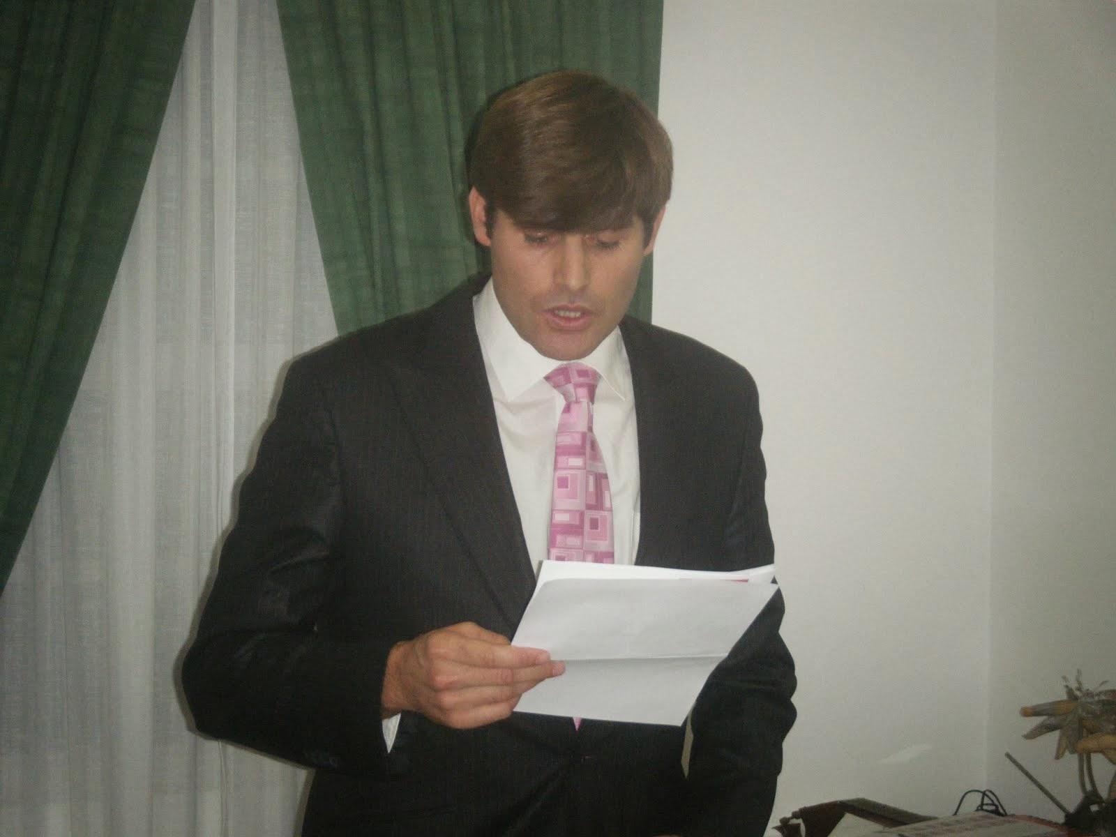 Presidente da Junta de Freguesia