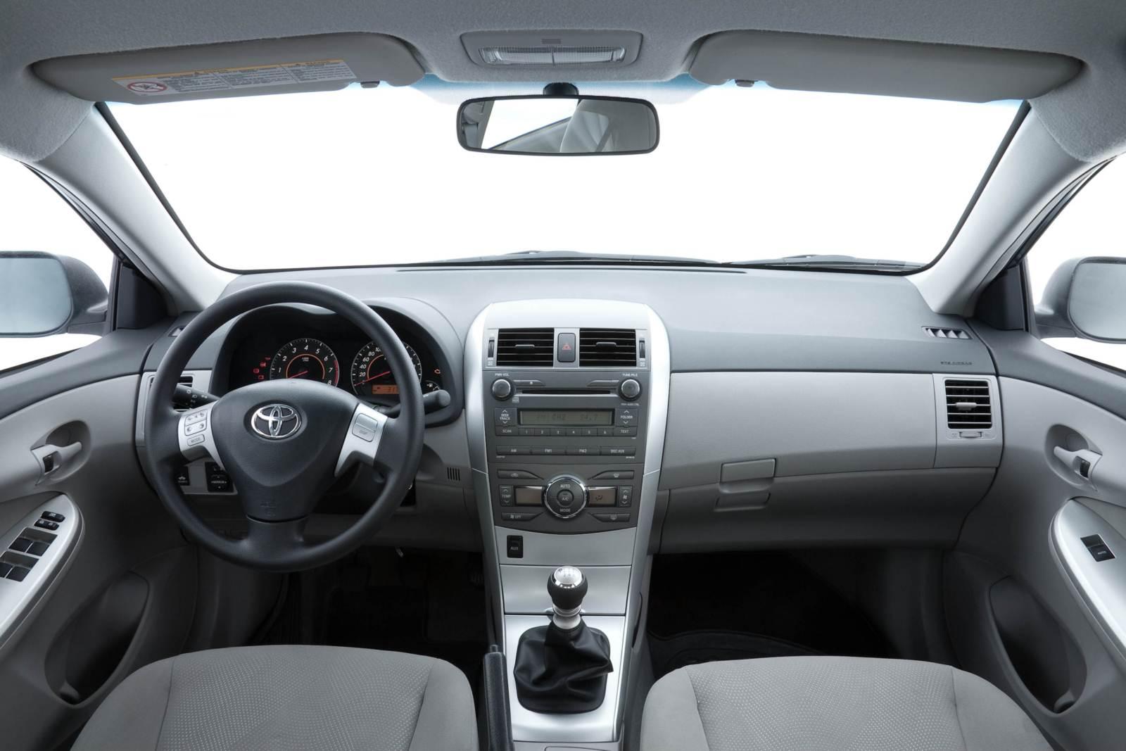 Corolla Sed M Dio Mais Vendido No Brasil Pelo 4 Ano Consecutivo Motor V Cio