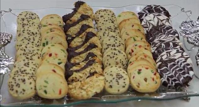 حلويات, حلويات مغربية, حلويات مغربية مشهورة, صابلي, غريبة, الشباكية, كعب غزال, بريوات باللوز