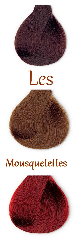 Coloration pour cheveux 3 chenes
