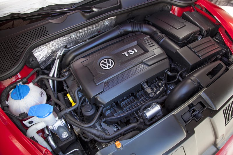 2.0-liter VW TSI engine