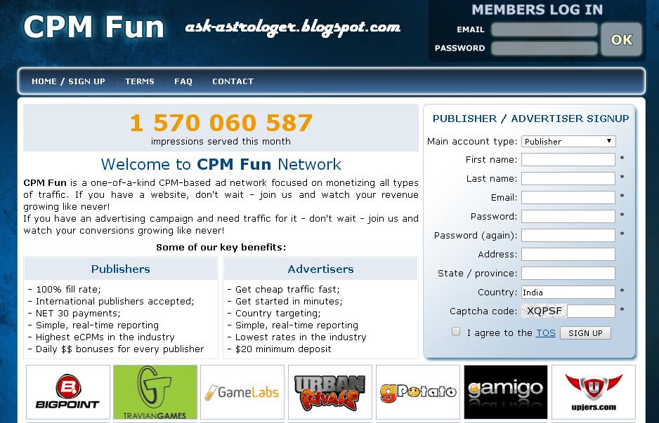 CPMFUN review