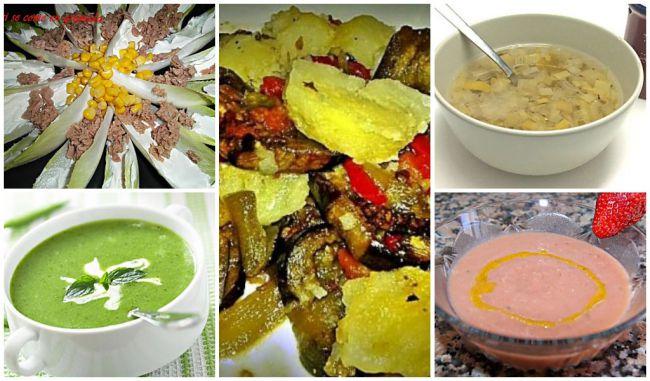 5 primeros platos de dieta