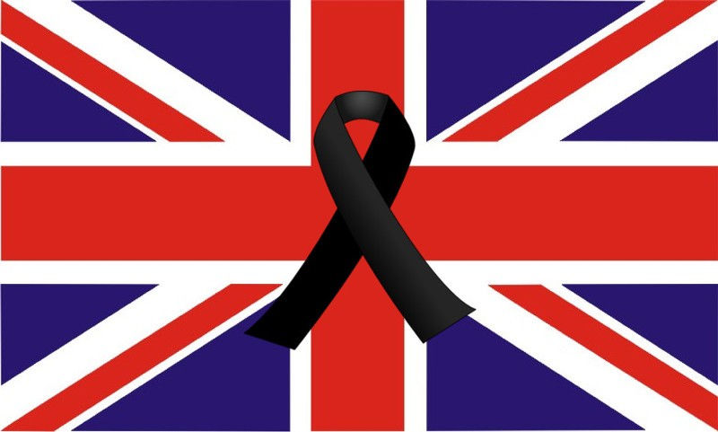 STOP TERRORISM!