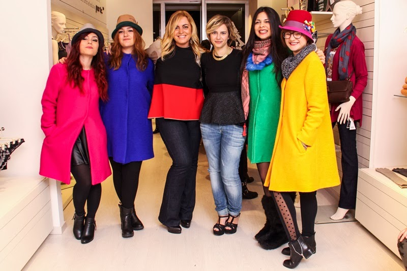 Evento Bisbigli e Civetterie con le Fashion Blogger di Bari - The Style Fever by Mina Masotina