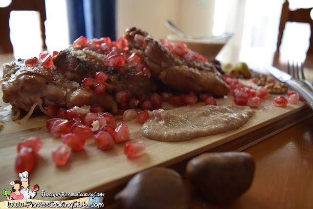 recetas de pollo, recetas pollo, recetas faciles con pollo, pollo frito, como hacer pollo frito, pollo estilo portugues, como hacer pollo barbacoa, pollo marinado, preparara pollo, pollo para fiestas, recetas rapidas de pollo, recetas con granada, fruta granada recetas, granada salud, adelgazar, recetas fitness, como perder peso rapidamente