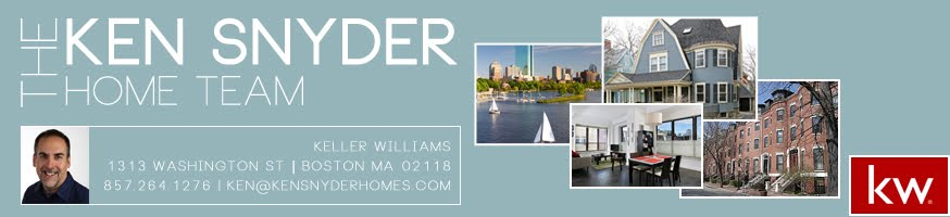 Ken Talks Boston Real Estate Blog