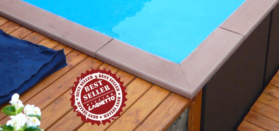 Dolcevita country best seller 2013 piscine laghetto for Vasca pvc laghetto