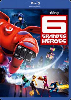 Imagen11 - Grandes Heroes (2014) Dvdrip Latino [Animación]