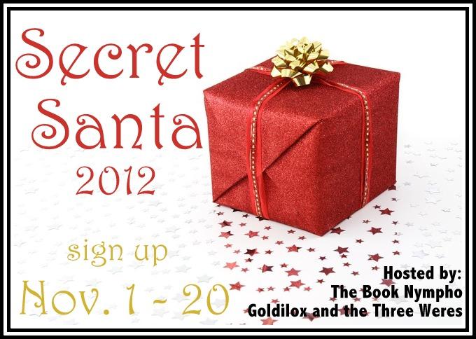 Secret Santa Thank You!