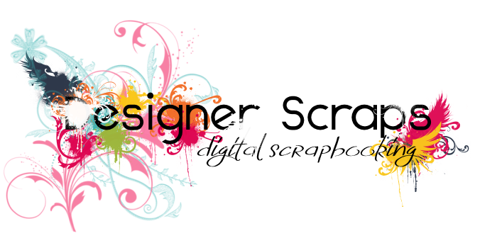 Designer Scraps Digital Scrapping