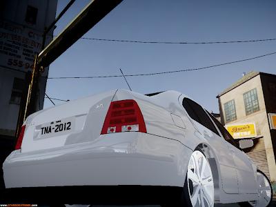 Volkswagen Bora DUB Para GTA IV