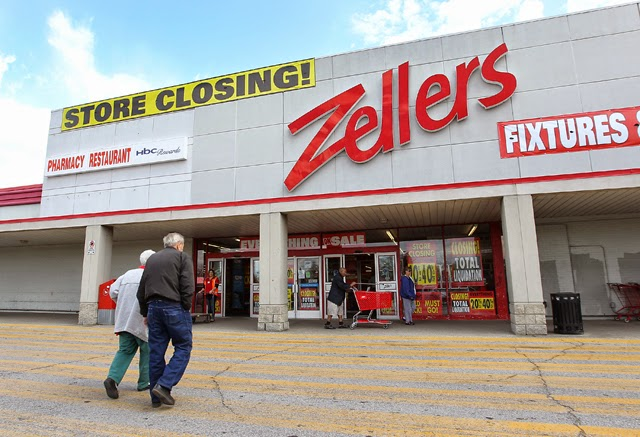 As Kmart emerged from
