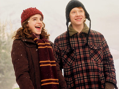 Ron &amp; Hermione