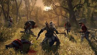 Screenshot Assassins Creed 3 - SKIDROW