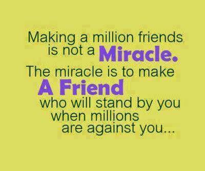 Friendship Quotes, part 1