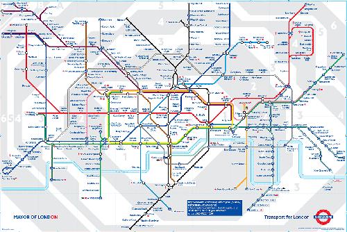 full tube map london