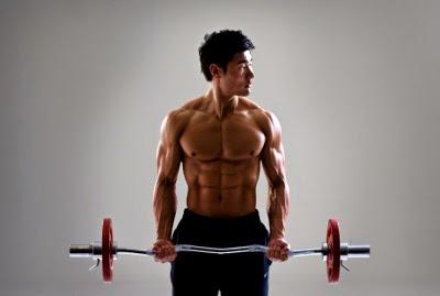 تأثير حرق الدهون على بناء العضلات