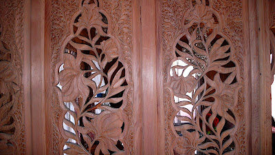 Woodwork of Kashmir