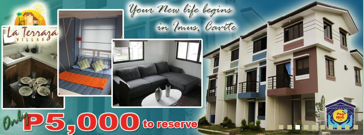 3 storey Townhouse in Imus