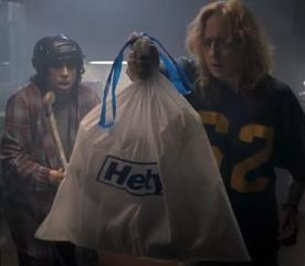quot the thing quot go back to your planet hefty bags commercial