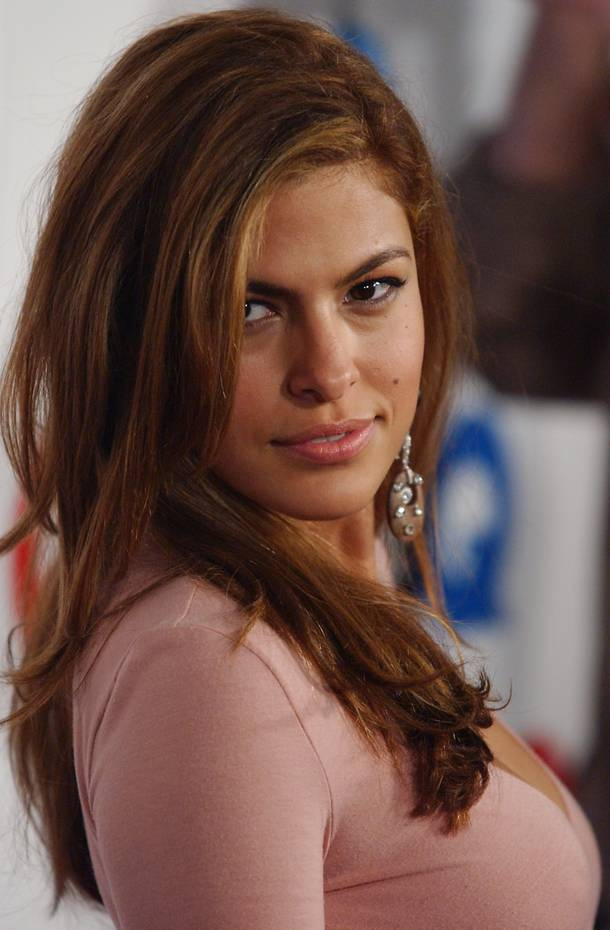 Eva Mendes Hairstyle Trends