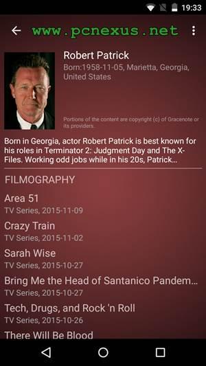 sony movies metadata