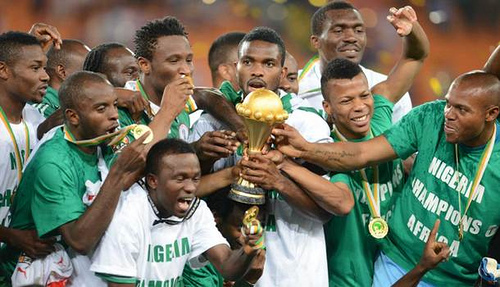 Afcon 2013 best XI of the tournament