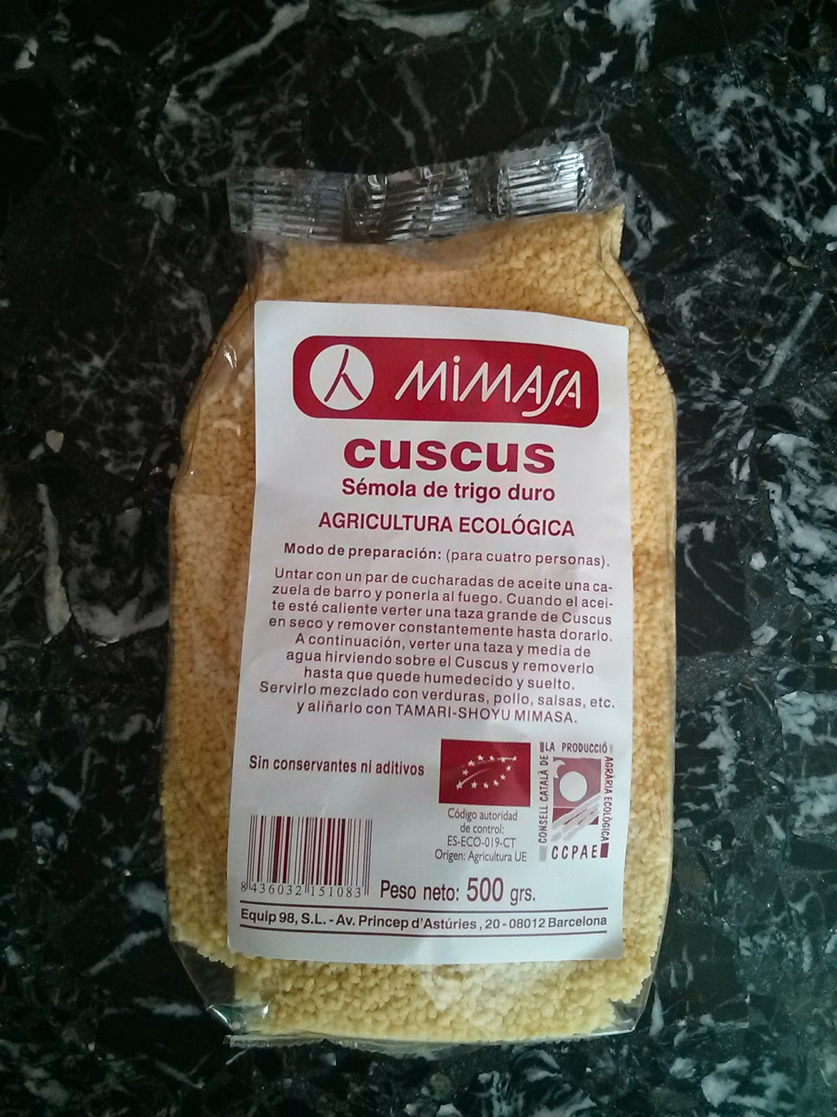 cuscus mimasa