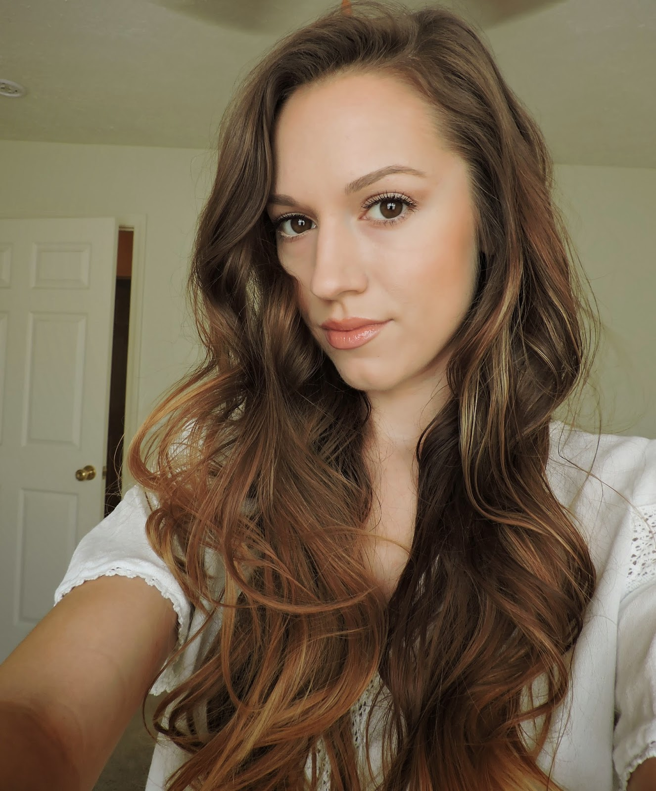MichaelaLeigh XO : Spring Makeup & OOTD