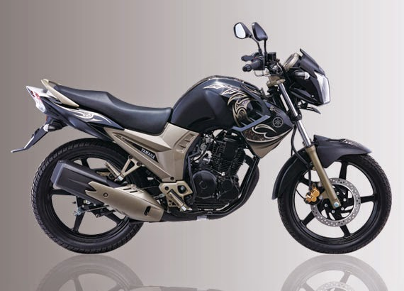 Pilihan warna yamaha new Scorpio Z
