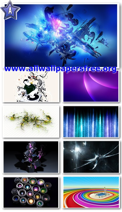 55 Amazing Abstract and Colorful Wallpapers 1680 X 1050
