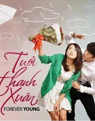 poster Tuổi Thanh Xuân