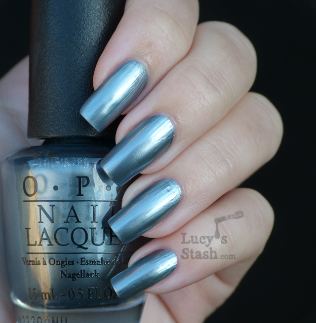 Lucy's Stash - Moonraker OPI Skyfall Collection