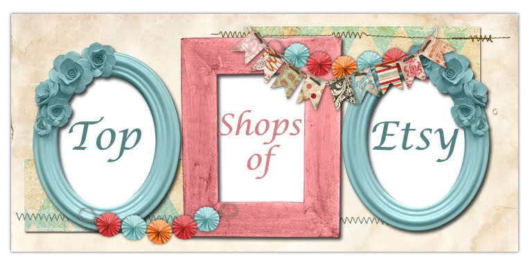 Top Shops of Etsy