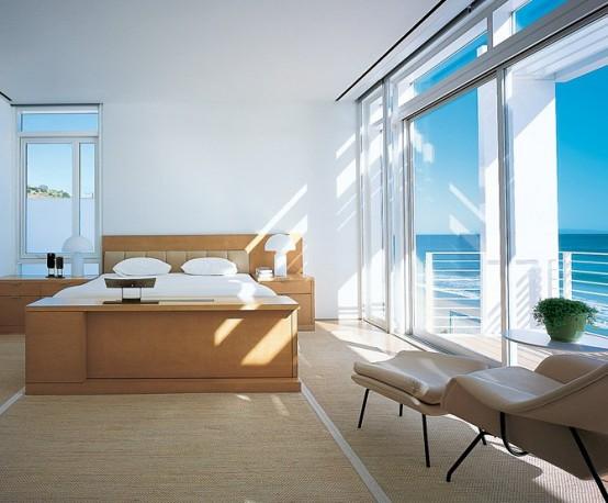 Beach house interior design for Beach house architecture