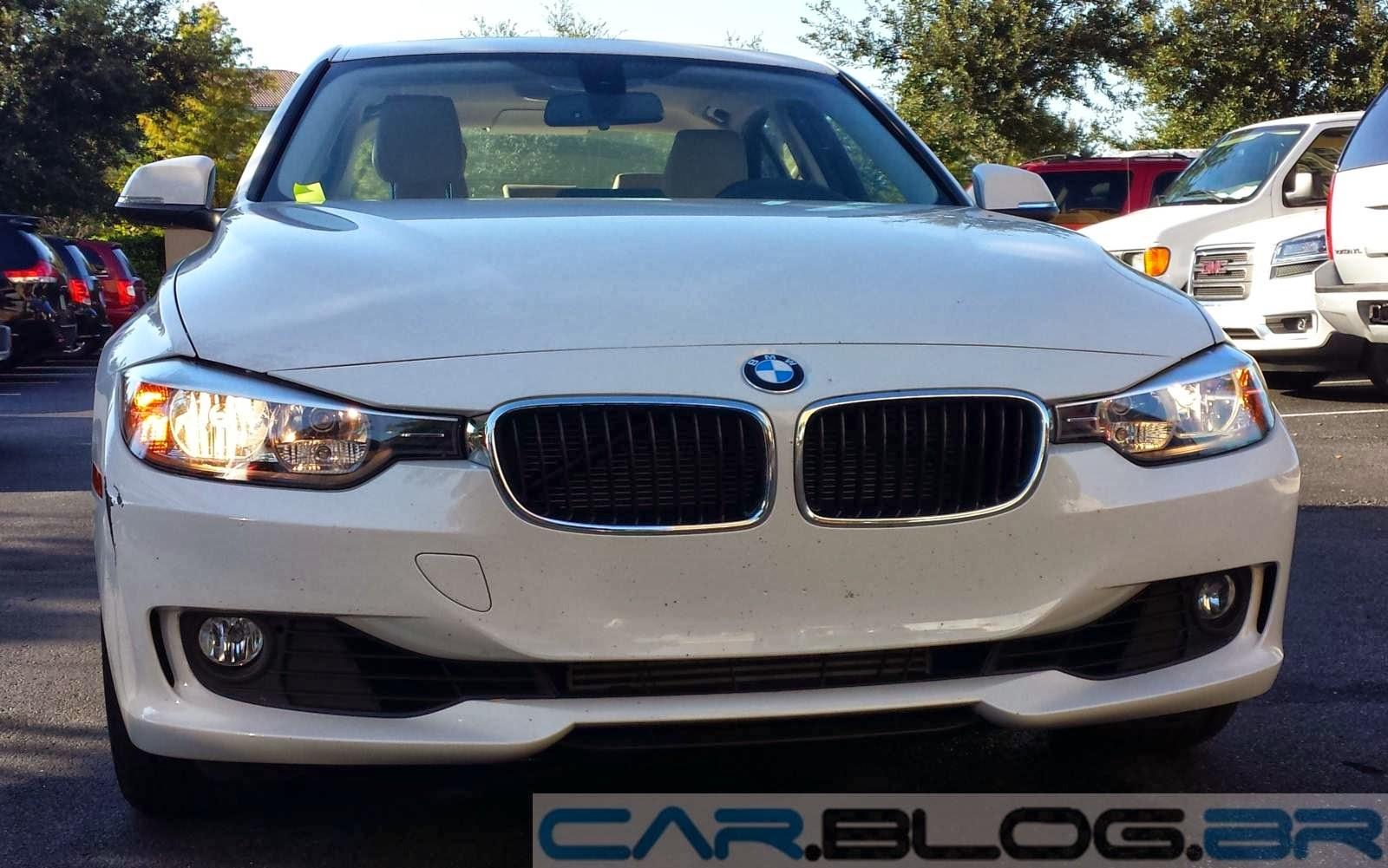 BMW Série 3 - líder entre os sedãs premium no Brasil