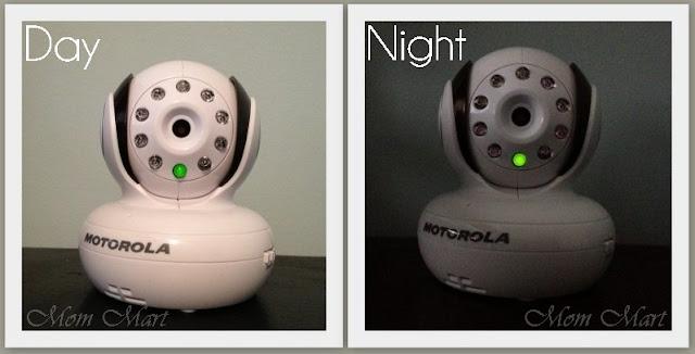 Motorola MBP36 Remote Wireless Video Baby Monitor Camera