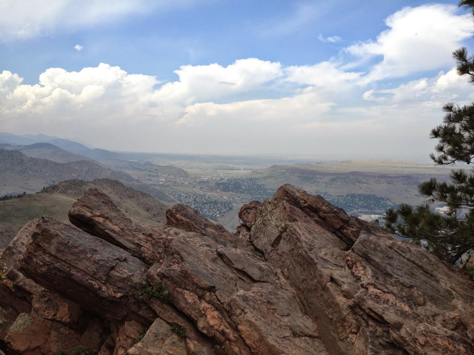 Elevation Gain Stone Mountain Hike : Go hike colorado buffalo bill trail to lookout mountain
