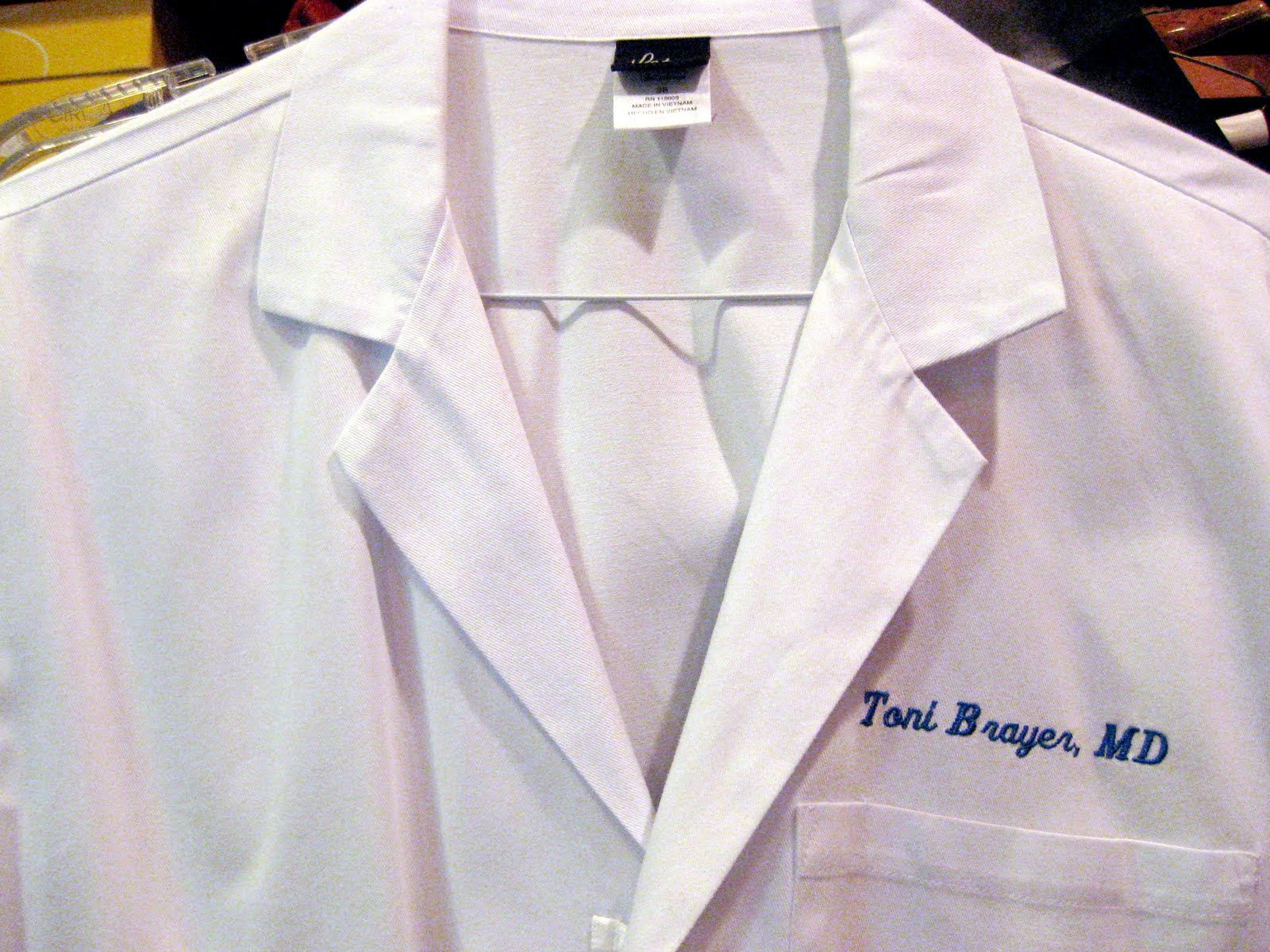 Should Physicians Wear White Coats? - Better Health