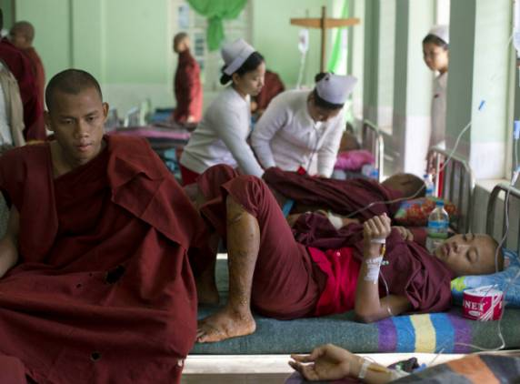 Western Media Celebrates Faux Progress in Myanmar Myanmar+Protest Kand.jpg.crop display